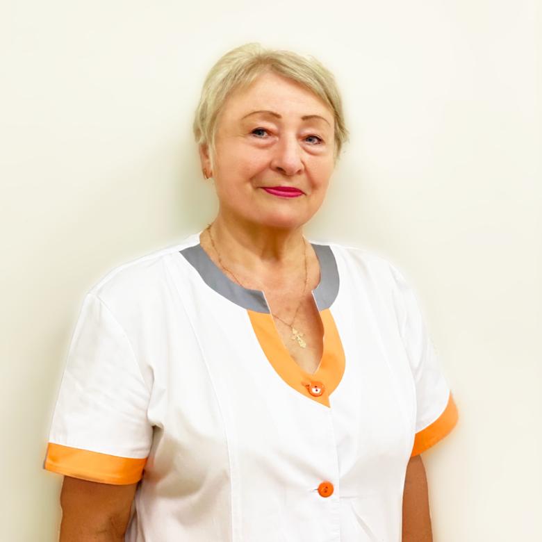 Величко Клавдия Владимировна