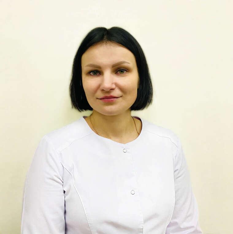 Басюк Тамила Степановна