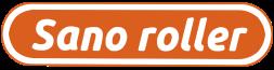 сано роллер логотип