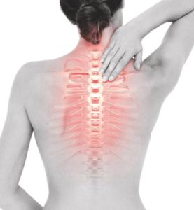 Лечение боли в грудном отделе в Николаве